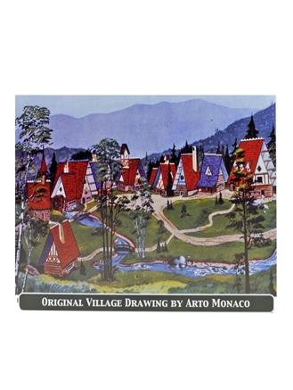 Summer Village Puzzle