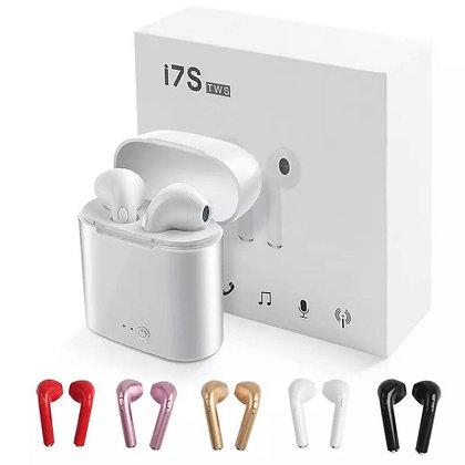 i7s אוזניות אלחוטיות