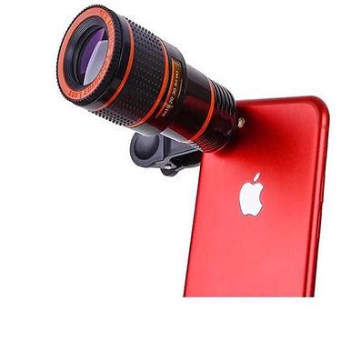 עדשת פוקוס טלסקופית לטלפונים ניידים