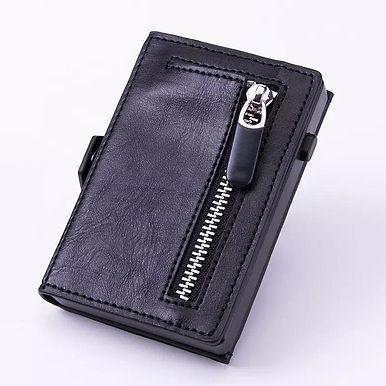 ארנק שליפת אשראי וחוסם זיהוי