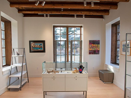 Great Basin Native Artists at New Gallery
