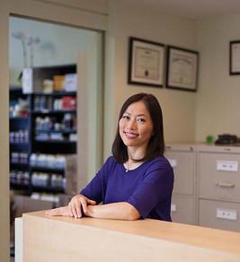 Mary Wong, B.Sc., R.TCMP, R.Ac