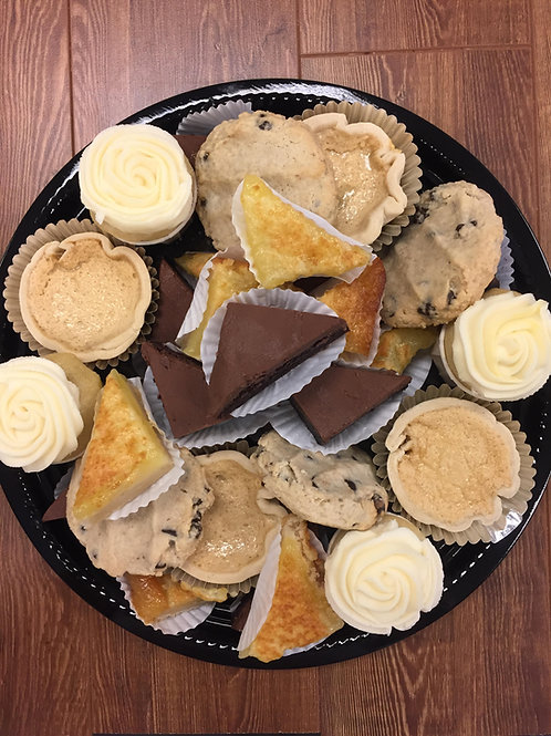 Dessert Tray for 2-4