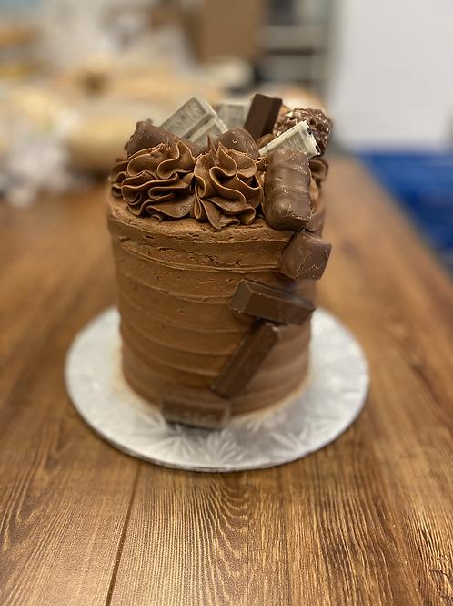 4-inch cake