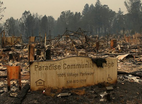 WCN Partners with a Paradise, CA Church