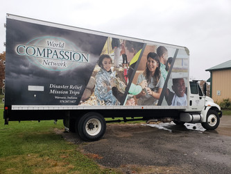 Have you seen our new box truck wrap?
