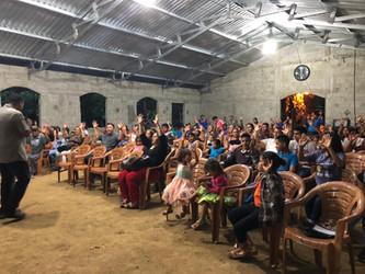 2019 Honduras Church Project