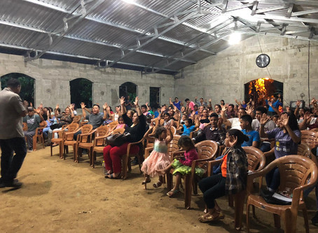 2019 Honduras Church Project