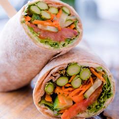 veggie Goodness Wrap