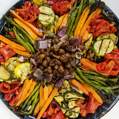 Grilled Vegetable Tray