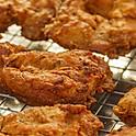 Hand Breaded Fried Chicken;