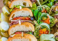 Deli Sandwich Tray