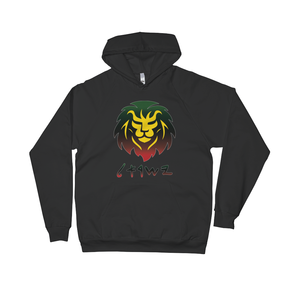 BOLD AS A LION HOODIE