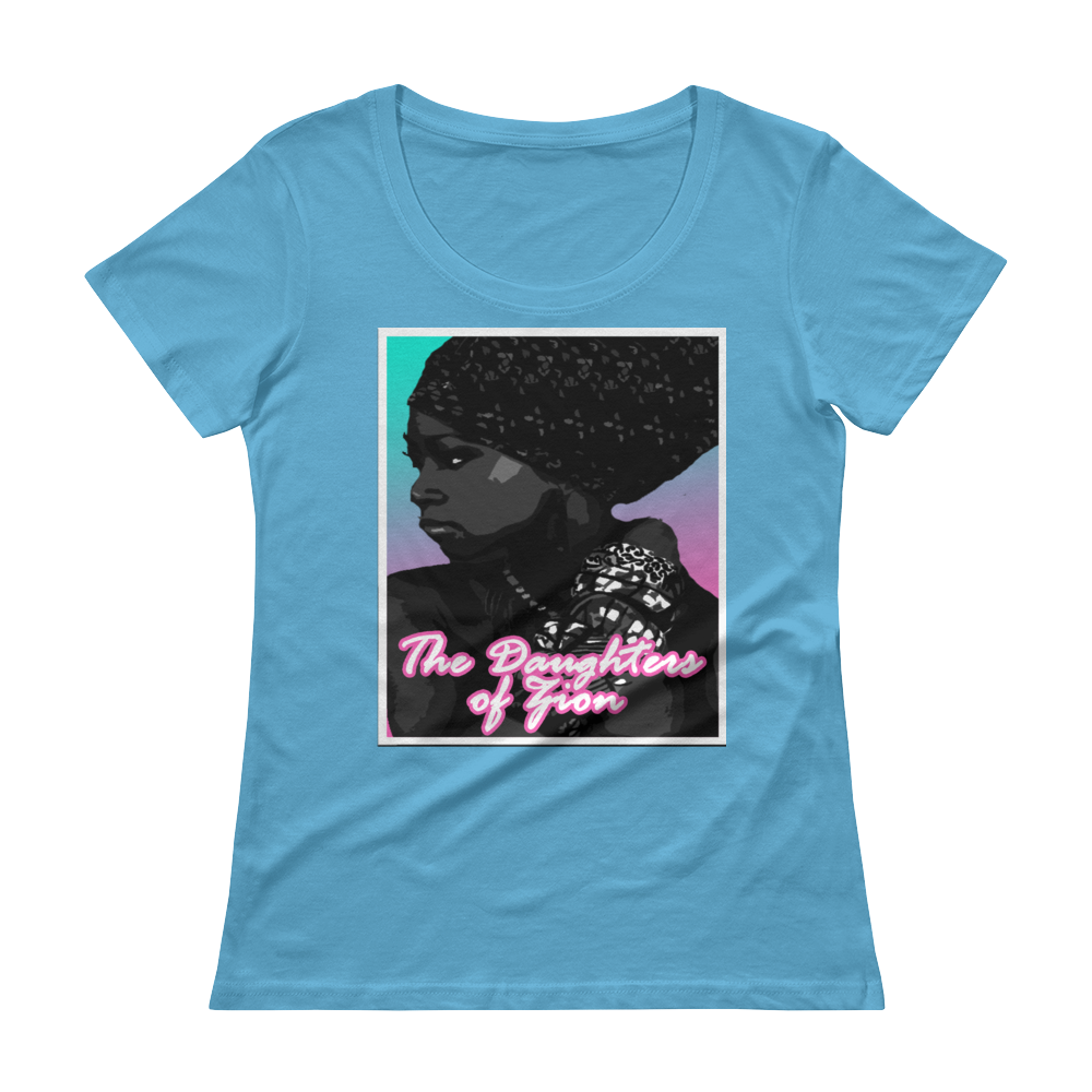 DAUGHTERS OF ZION LADIES T-SHIRT