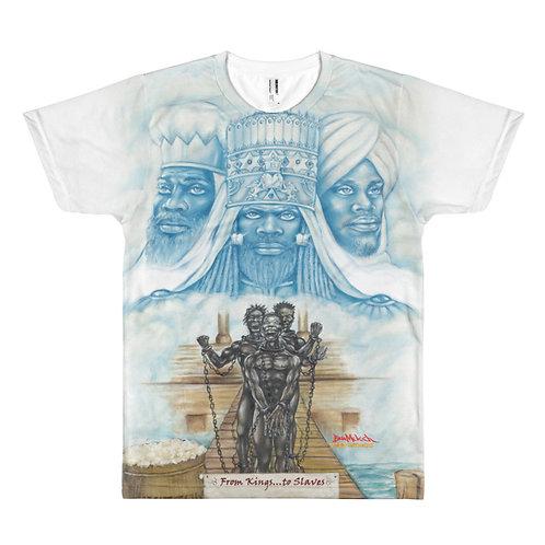 Kodesh Fresh Ben Melech Word Witness From Kings To Slaves T-Shirt