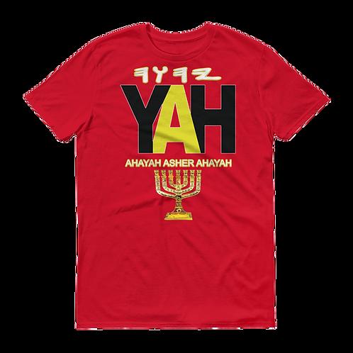 YAH Print T-Shirt