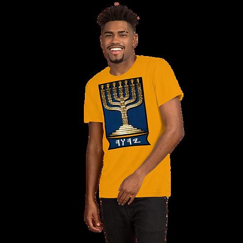 Menorah YAH T-Shirt