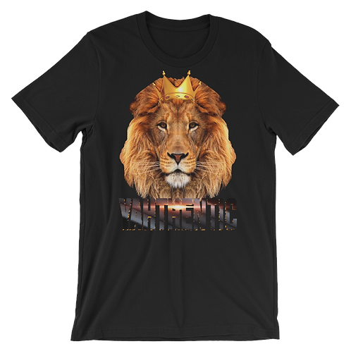 YAHthentic Lion T-Shirt