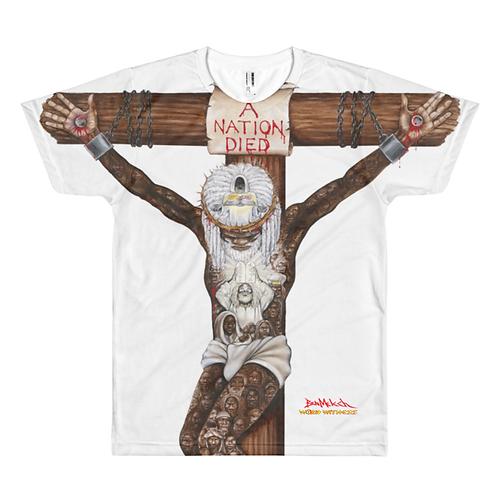 Kodesh Fresh Ben Melech Word Witness A Nation Dies T-Shirt