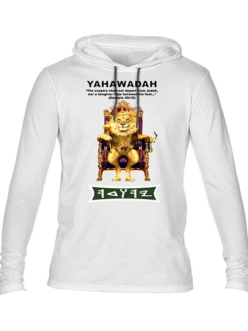 Kodesh Fresh Lion Throne Hoodie T-Shirt