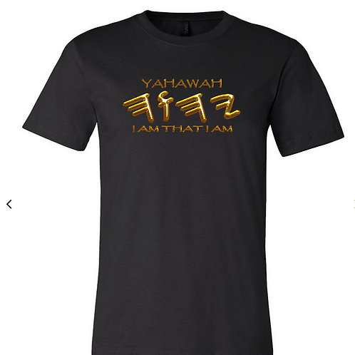 Kodesh Fresh I AM Gold T-Shirt