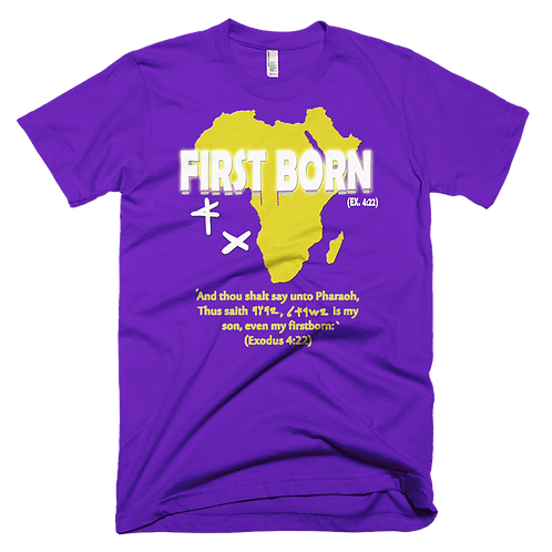 First Born T-Shirt
