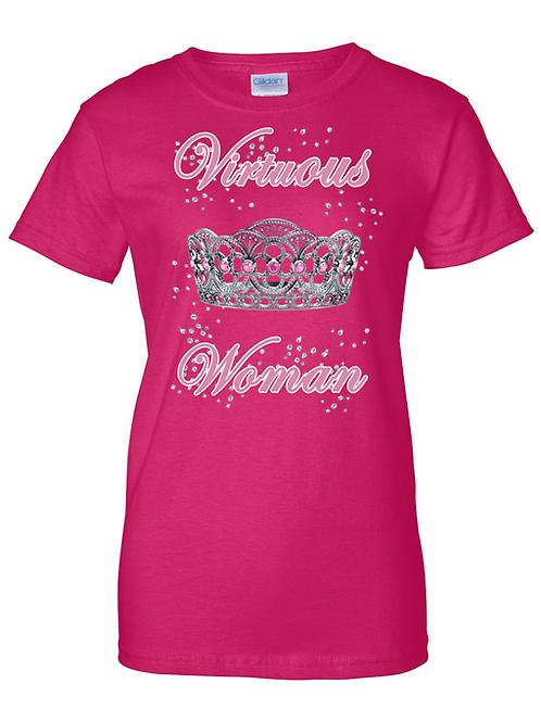 Virtuous Woman Ladies T-Shirt
