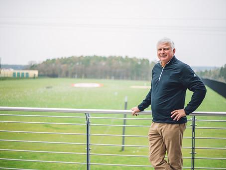 Frank Adamowicz über sein neues Buch »Golf 4.0«
