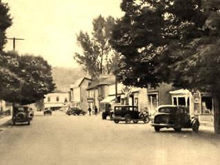 Part Sixteen ~ Westport Postcards from the 1930's