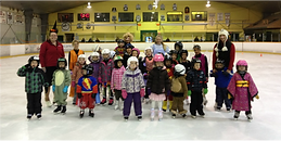 Westport Community Centre skaters