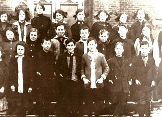 Part Thirty-Eight ~ More Old-Timey School Photos