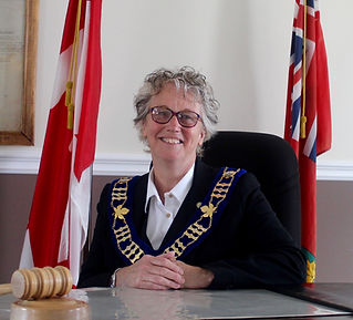 Mayor Robin Jones
