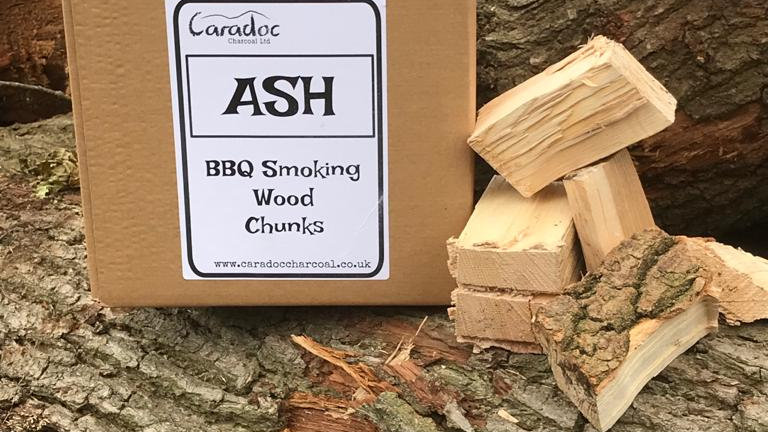 Ash BBQ Smoking Wood Chunks