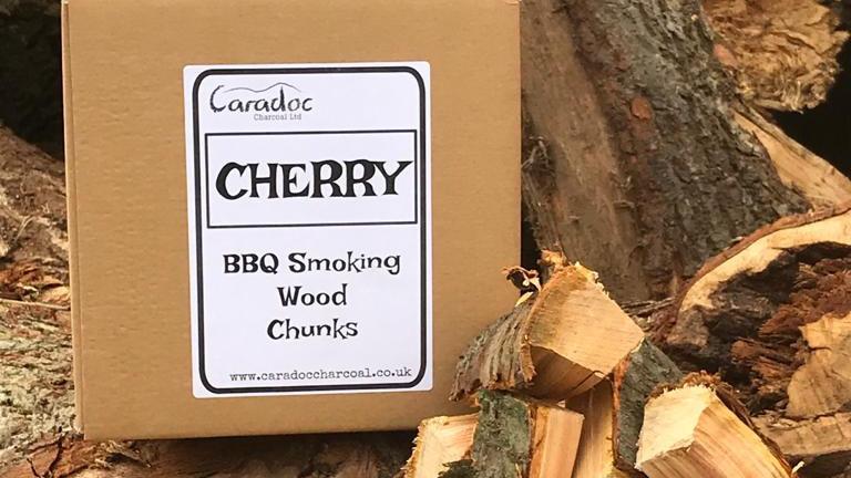 Cherry BBQ Smoking Wood Chunks