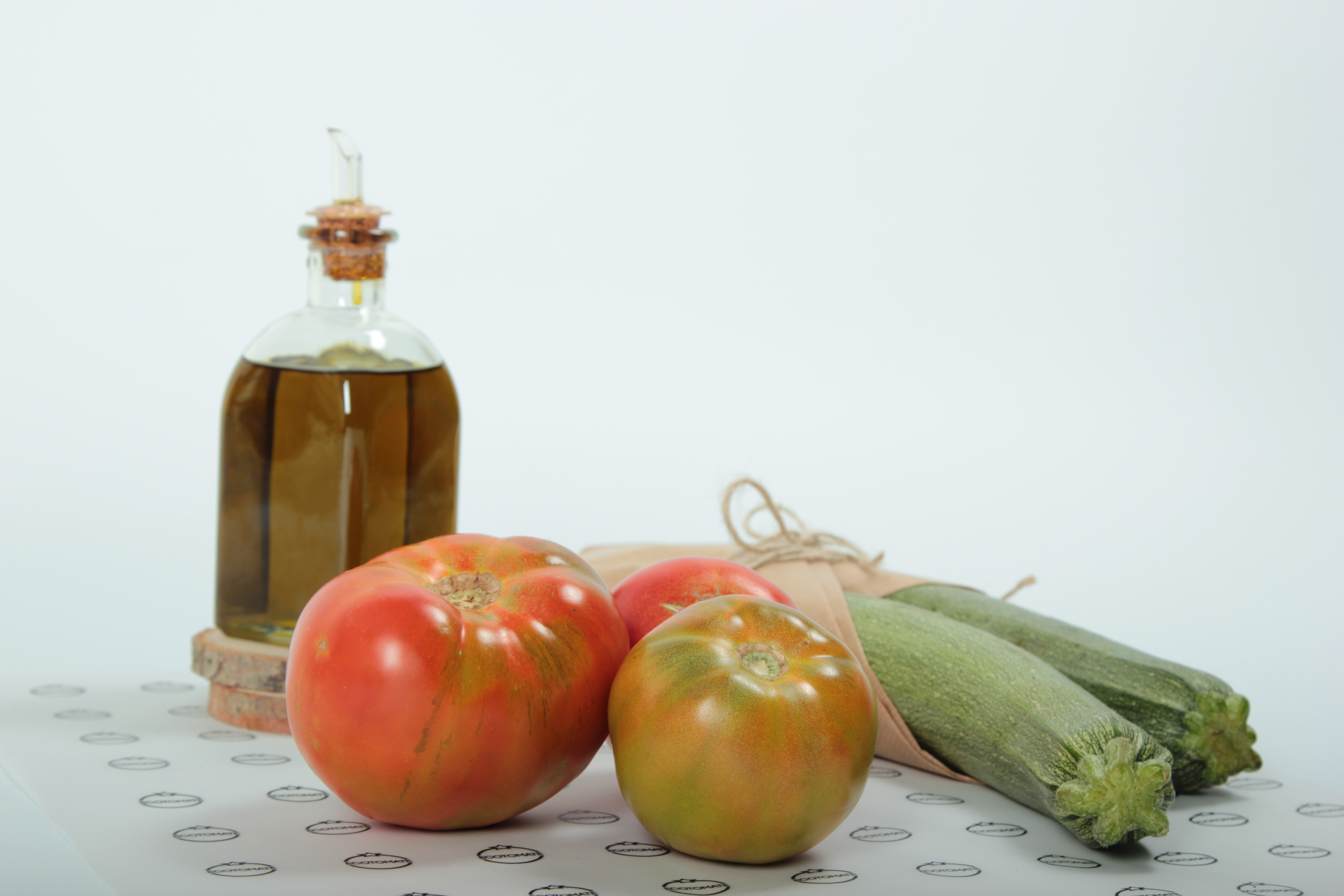Tomates ecológicos en Murcia
