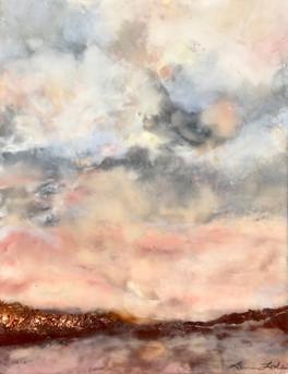 Copper Sunset - II
