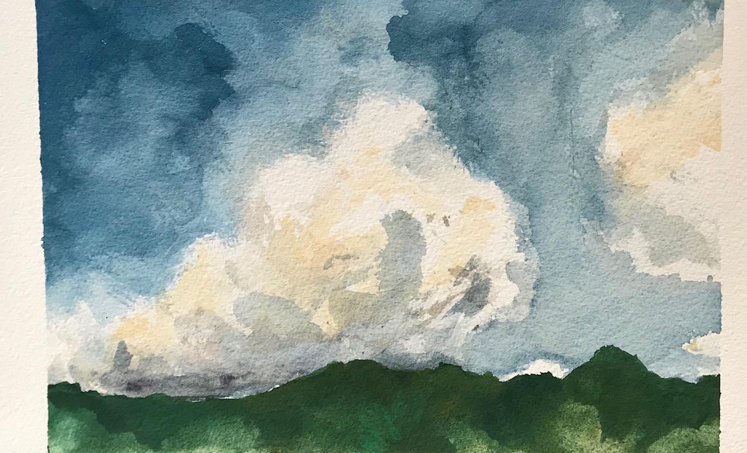 Southern Tree Sky I