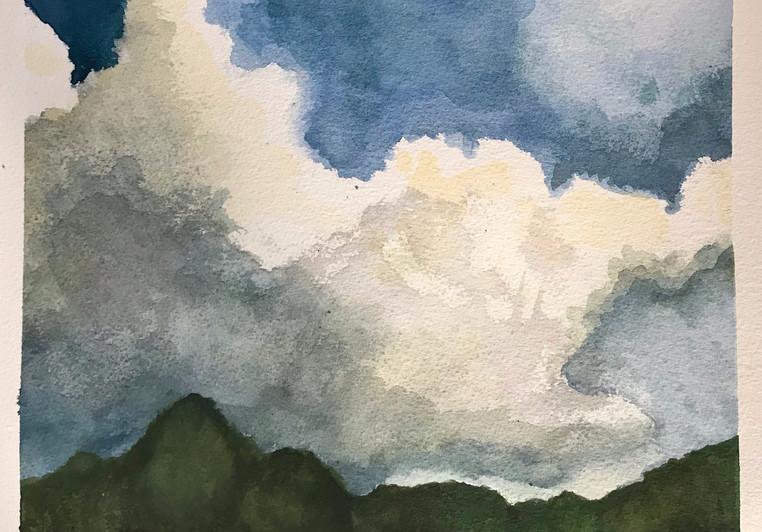 Southern Tree Sky II