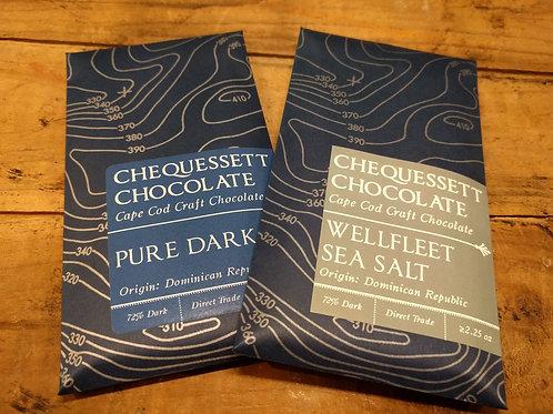 Chequessett Chocolate Bars