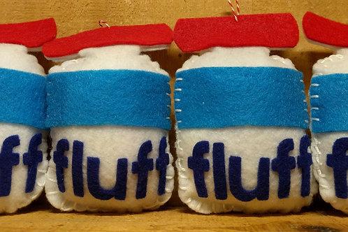 Fluff Ornament