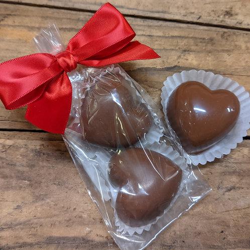 Peanut Butter Heart - 2 Pack.