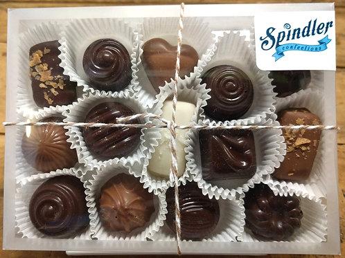 14 Pc. Chocolate Bon Bon Assortment