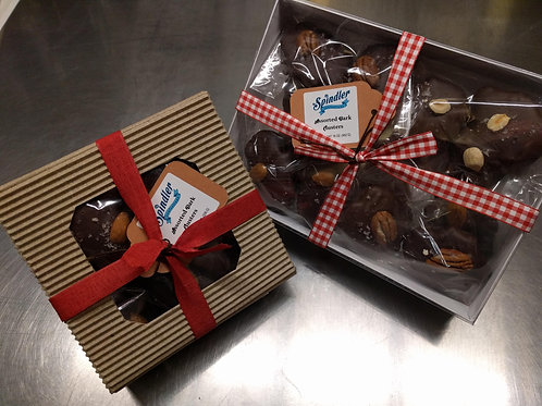 Caramel Nut Clusters GiftBox