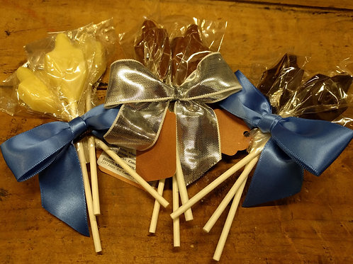 Dreidel Lollipops - Bundle of 3