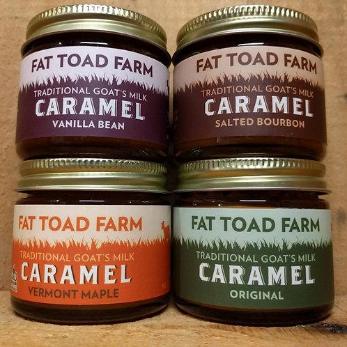 Fat Toad Caramel Sauce