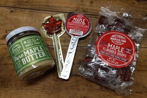 Maple Sugar & Candies