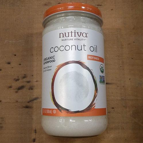 Coconut Oil - Refined & Organic