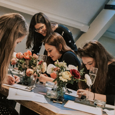 Beginners Modern Calligraphy Workshop | Warfield | 17.06.21 - SOLD OUT