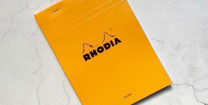 Rhodia Practice Pad