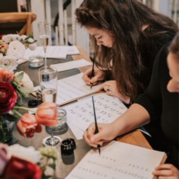 Beginners Modern Calligraphy Workshop | Silchester | 04.07.21 - SOLD OUT
